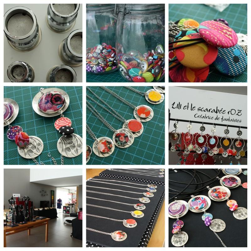 Des bijoux femmes pour une semaine à l'atelier #80
