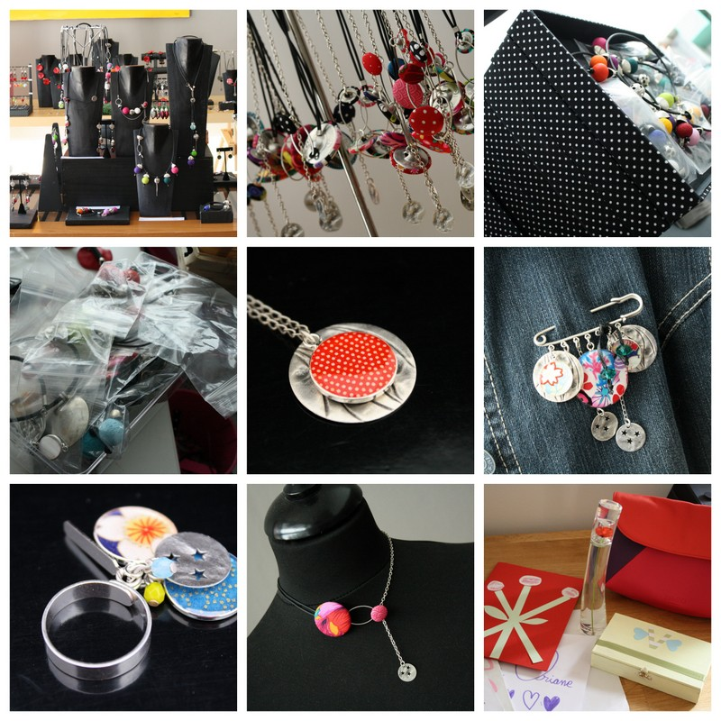 Des bijoux originaux pour une semaine à l'atelier #81