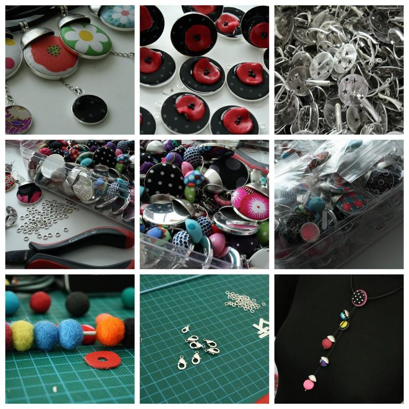Encore des bijoux pour une semaine à l'atelier #89
