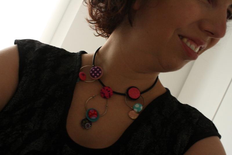 Mon collier coloré Circus