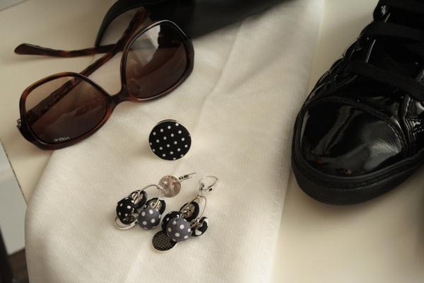 accessoires pour ma petite robe noire