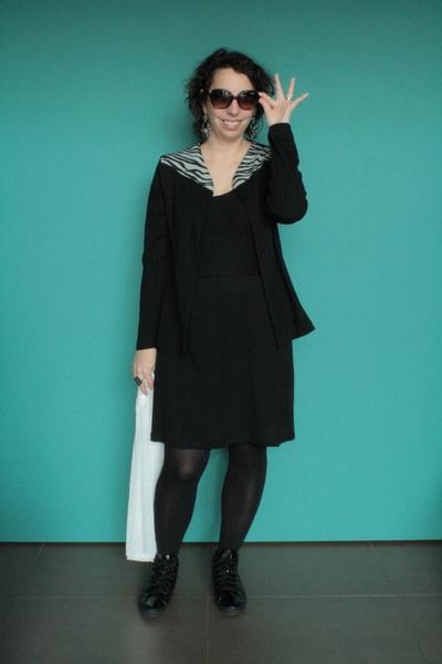 défi ma petite robe noire mars theme noir et blanc
