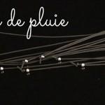Nouvelle collection de bijoux : Perles de pluie