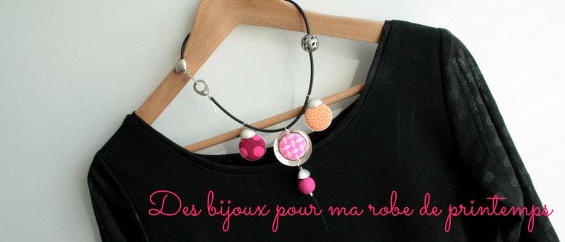 Des bijoux pour ma robe de printemps - Lili et le scarabée rOZ