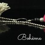 Les bijoux vitaminés de la collection Bohème