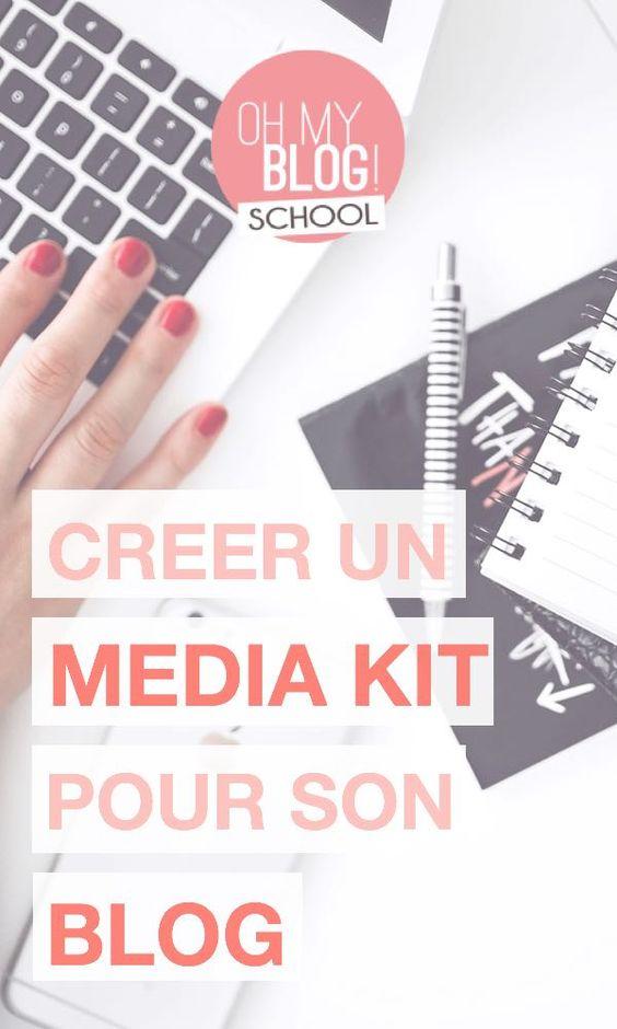 Créer un kit média #ohmyblogschool