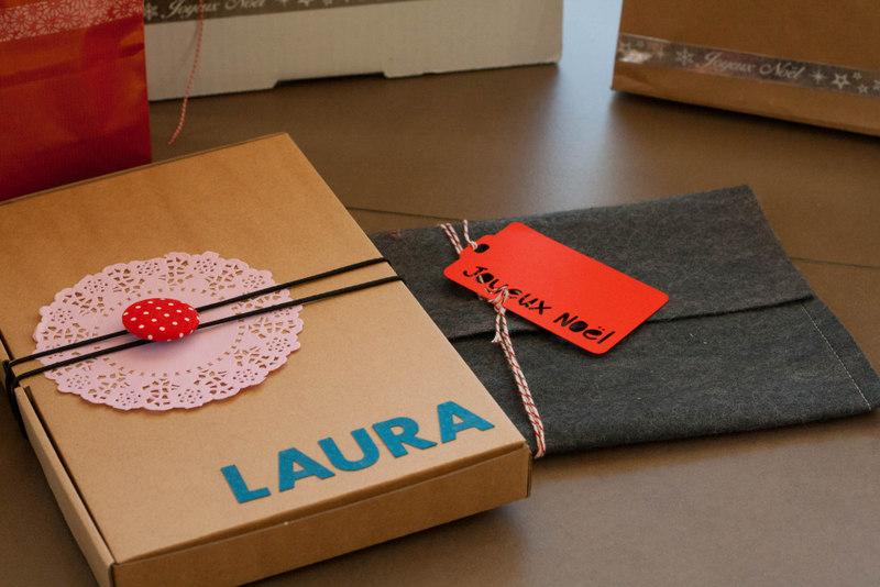 Emballage cadeaux originaux