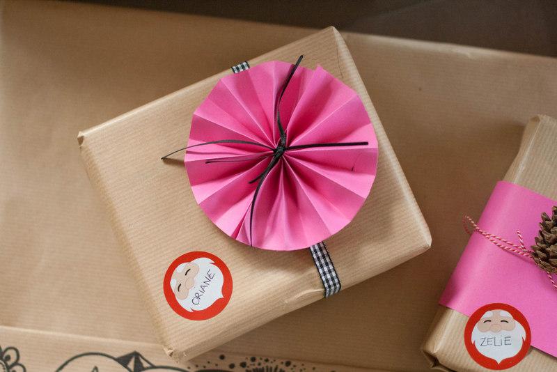 Emballage cadeau original - Lili et le scarabée rOZ