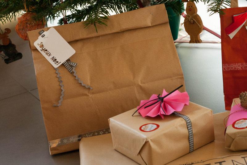 Paquets cadeaux originaux - Lili et le scarabée rOZ