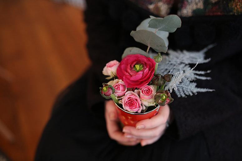 Bouquet - photo by BabouchKAtelier