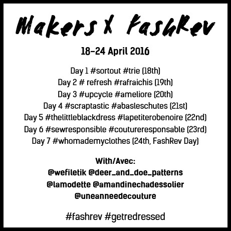 Challenge Makers x Fashrev