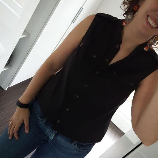 Robe chemise transformée - Lili et le scarabée rOZ