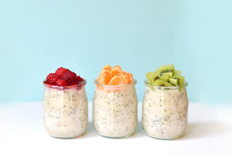 Porridge sweet and sour