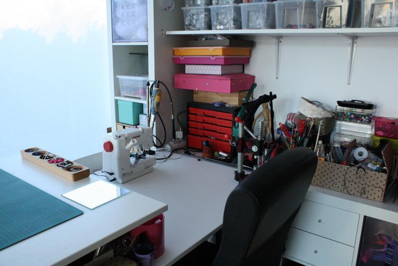 Atelier Lili et le scarabée rOZ