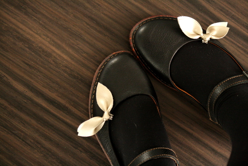 DIY bijoux chaussures