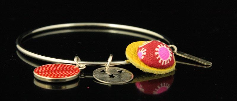 Nouveaux bijoux colorés Lili et le scarabée rOZ
