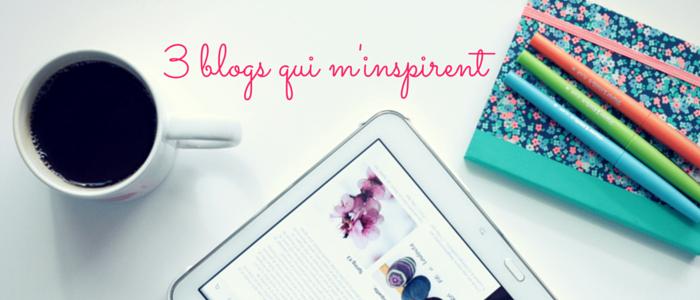 3 blogs qui m'inspirent à découvrir - Lili et le scarabée rOZ