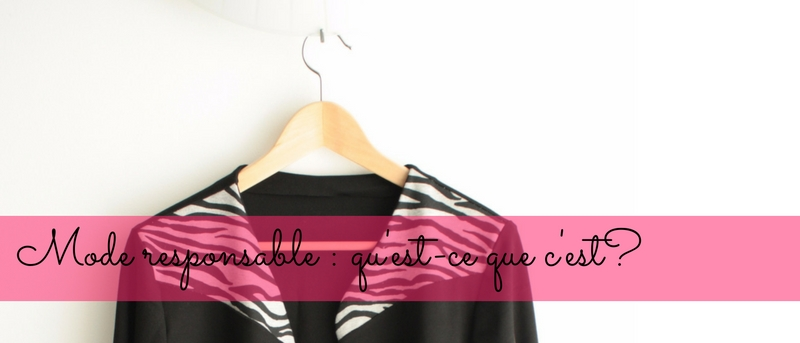 Mode responsable, qu'est-ce que c'est? Interview d'Emilie de Dressing Responsable